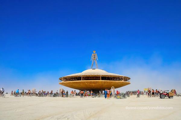 Burning Man-The Man