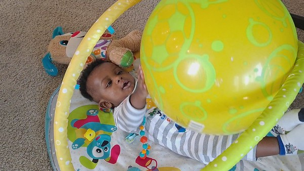Nathan 6 months August 2021