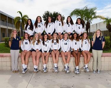 2016 Girls Volleyball