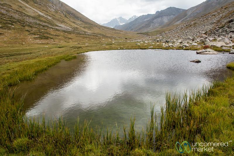 Watering Holes in the Mountains, Jyrgalan Trek - Kyrgyzstan