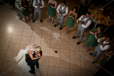 Tracy & Kevin • Reception