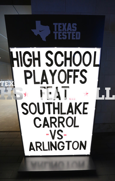 Arlington vs Southlake Carroll (DEC 2)