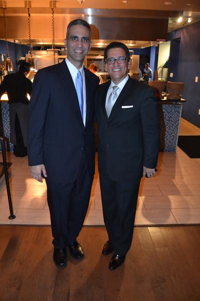 Honoring Manuel Iguina Owner Mio Restaurant 10-03-13