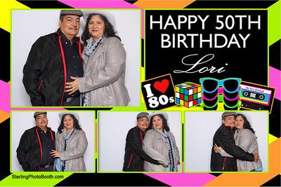 Lori's 50th Birthday Party