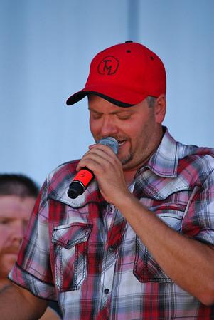 Travis Marvin Concert 2012