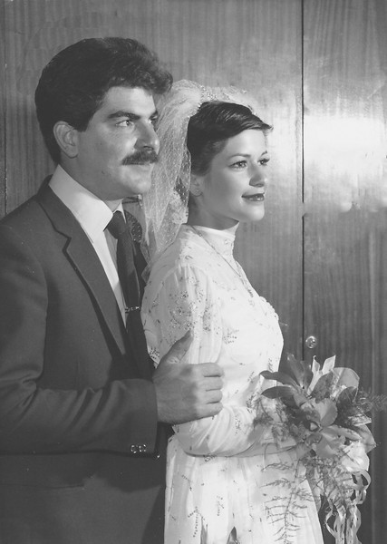 Susan and Sohrab - Oct. 23, 1981