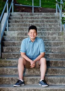 David Kim Senior 2019