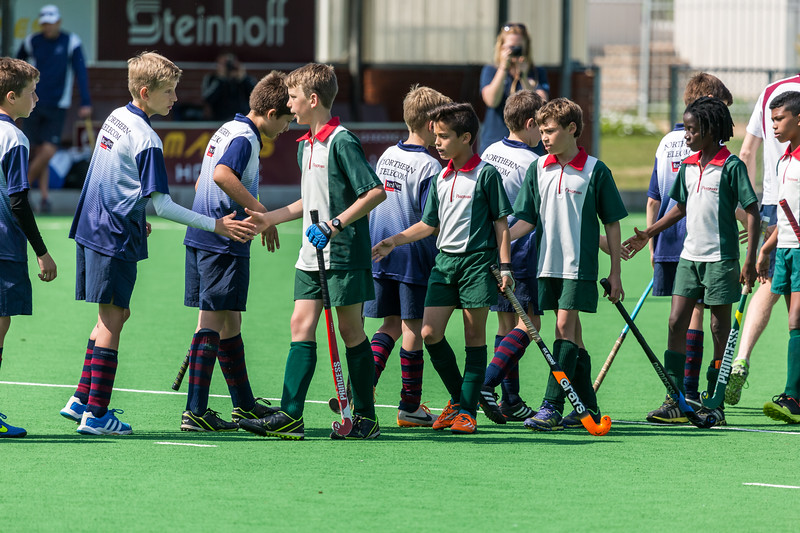 Hockey u12 Final Eikestad vs. Panorama