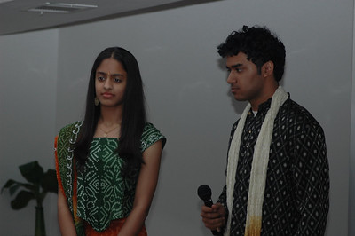 CMDFW Balavihar Graduation 2007