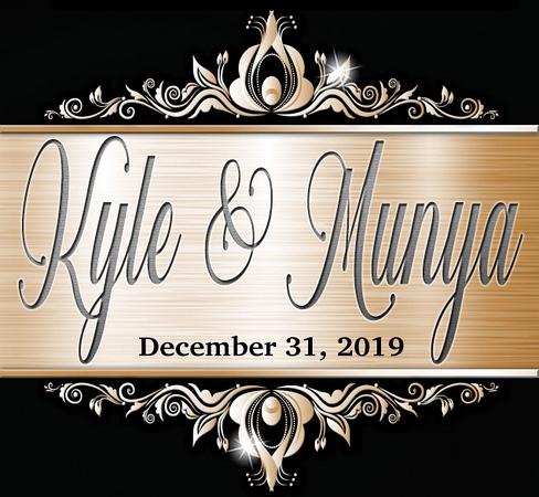 Kyle & Munya Wedding Dec 31, 2019 (Prints)