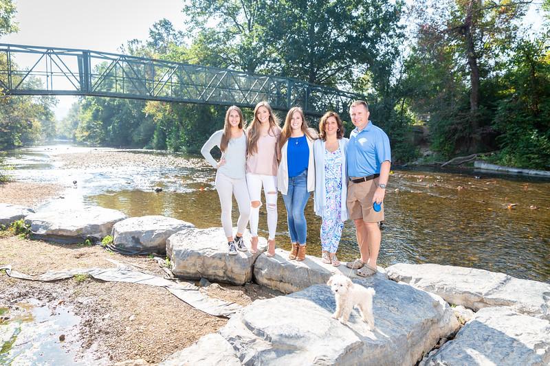 Hubbard Family - Fall 2019