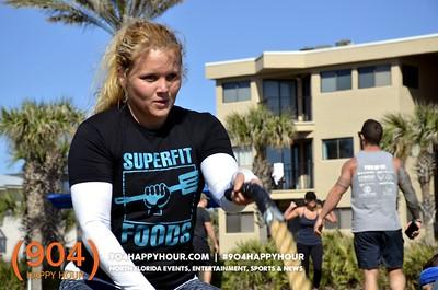 Superfit Foods Beach Workout - 3.3.18