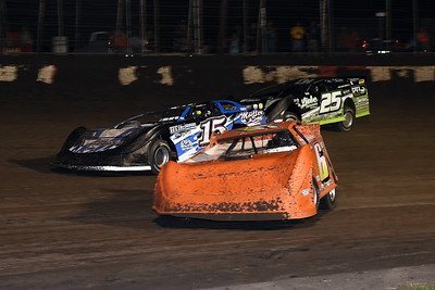 MLRA Late Model event - 9/4/15