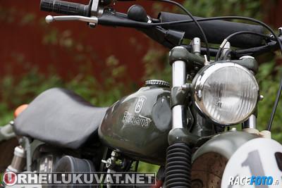 2016.9 Classic enduro/motocross ajotapahtuma Ruuhijärvi