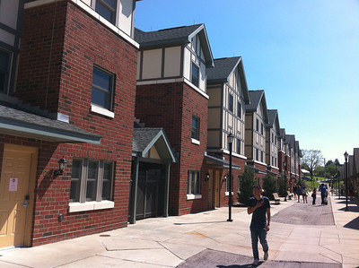 The Geneseo Townhouses