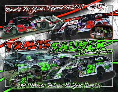 Travis Saurer Sponsors