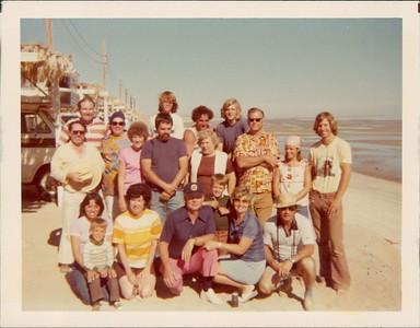 Lance / Garcia Family 1977