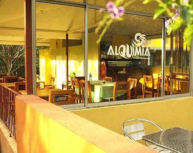 ALQUIMIA HEALTHY ORGANIC Fusion Sushi Restaurant - Santa Ana, Costa Rica with ALL-YOU-CAN-EAT SUSHI*