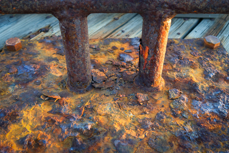Rust Chips