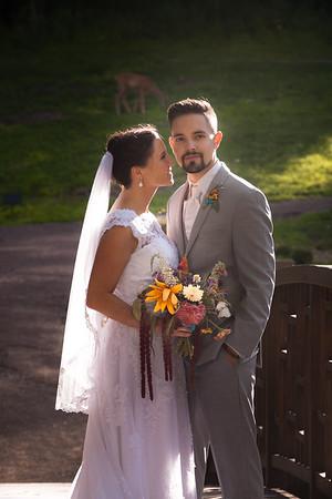 Sarah + James - Bridal Portraits