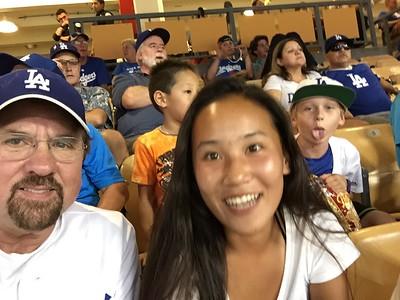 Hat Shopping Dodger Stadium