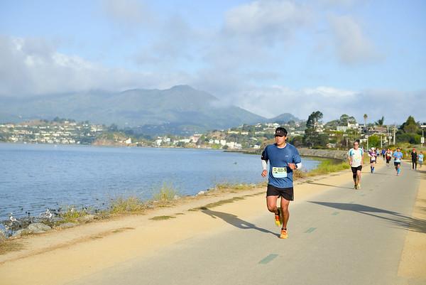 Tiburon Half Marathon 2016
