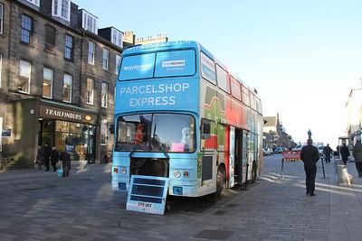 Castle Street buses
