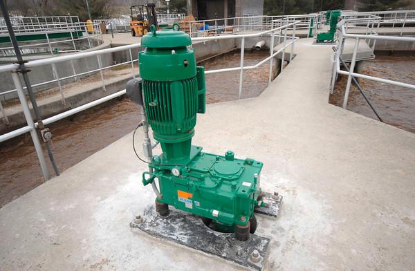 Sewerage treatment upgrades