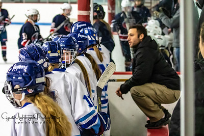 Jefferson Girls Hockey