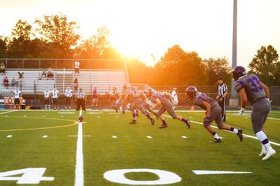 Football: Falls Church vs. Potomac Falls 9.9.16