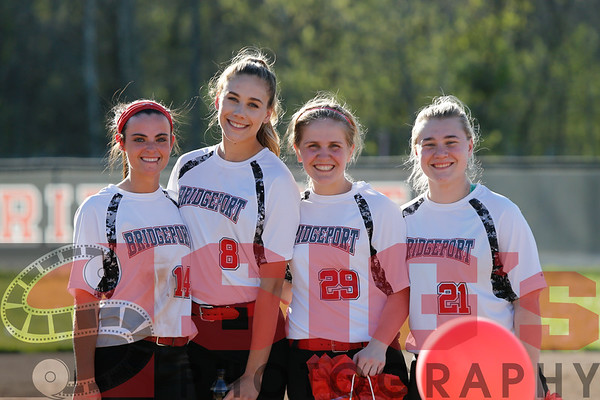 04-18-17 BHS Softball vs BUHS Senior Night