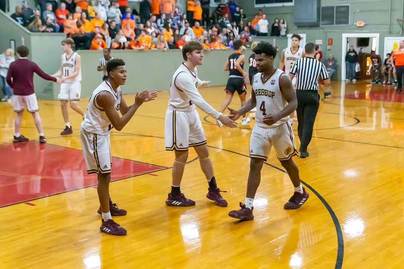 vs. Beech Grove at The Hoosier Gym_12.28.18
