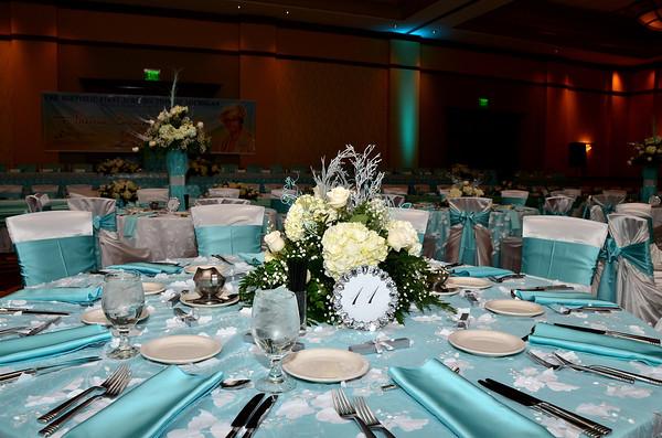 Supervisor Norma Burrell's Inaugural Banquet
