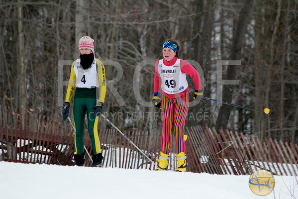 ME Jr Ski League Class A Championships Classical