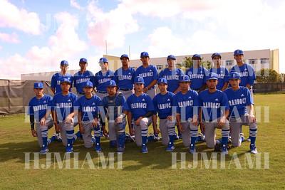 Baseball JV 3-9-19
