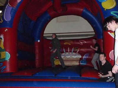 Inflatables Explorers November 2011