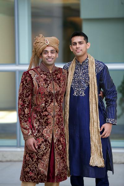 Le Cape Weddings - Indian Wedding - Day 4 - Megan and Karthik Formals 5.jpg