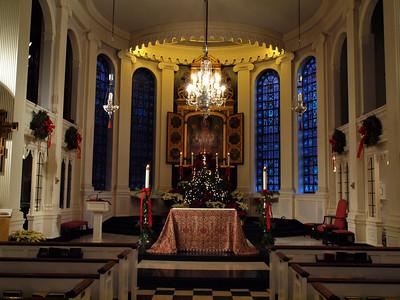 Corpus Christi Church -Christmas 2010