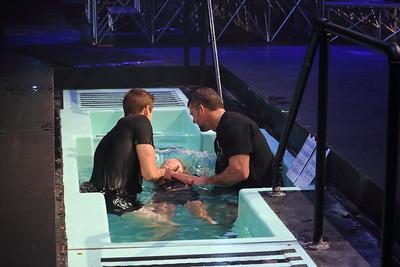 2019-01-27 - 11 a.m. Baptism Service