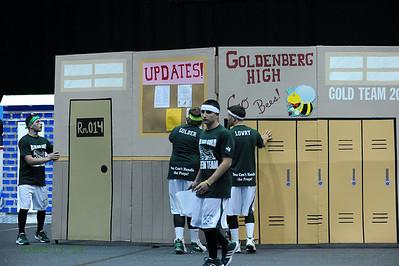 Gold Team -- Jazz 5-10-14BroRoger