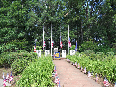 Sterling Memorial Day Service