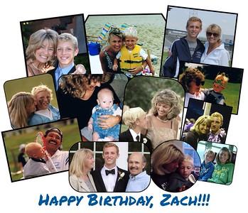 Zach 21st Birthday - May 2016