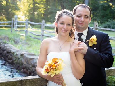 Christina and Scott