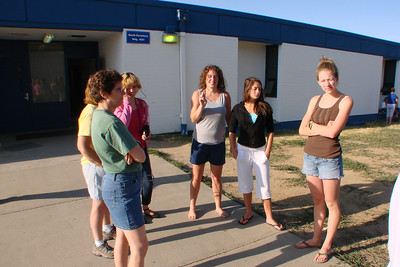 New Mexico Navajo Mission Trip 2007 July