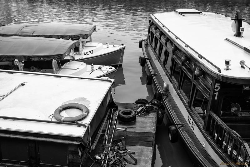 Still Boats