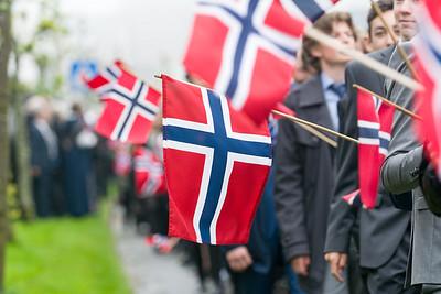 Der 17. Mai 2017 in Norwegen
