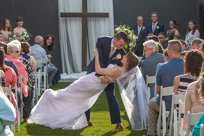 Congrats, Mr. & Mrs. M!