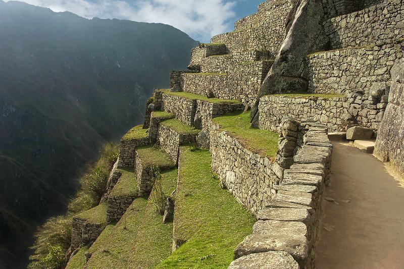 Terraced Cliff