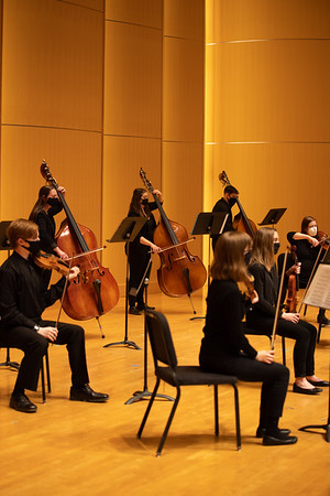 CWU Orchestra Concert March 2021