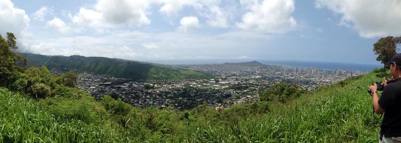 Oahu: Tourist Day - Aug 22, 2016